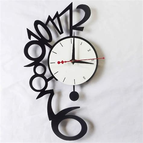 creative wall clock excellent creative wall clocks for each interior style
