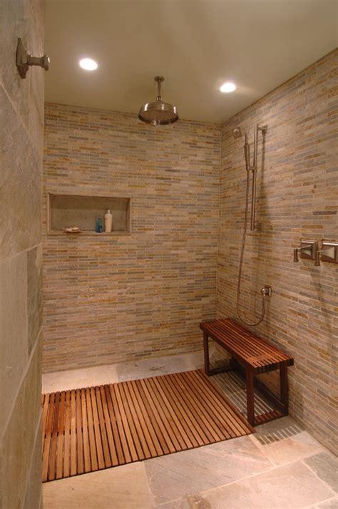 Teak Shower by Teak Floor