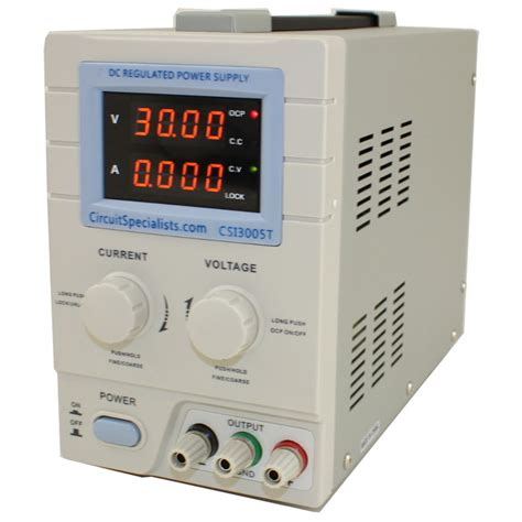 lab bench power supply 0 30v 0 5a linear bench power supply
