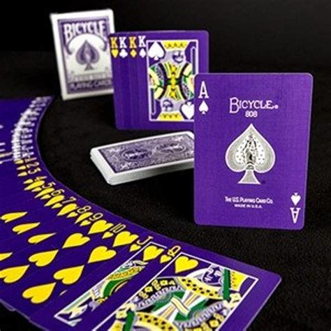 jual kartu remi purple riderbacks magicmakers playing cards  lapak cardzco cardzco