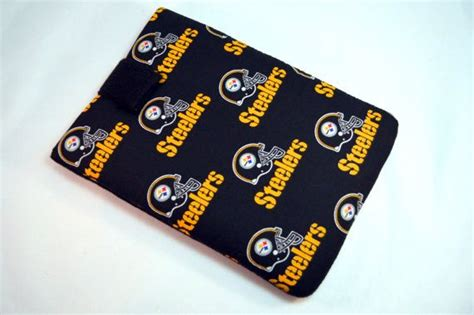 holiday gift pittsburgh steelers tablet case football