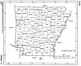 arkansas state in us map arkansas free map