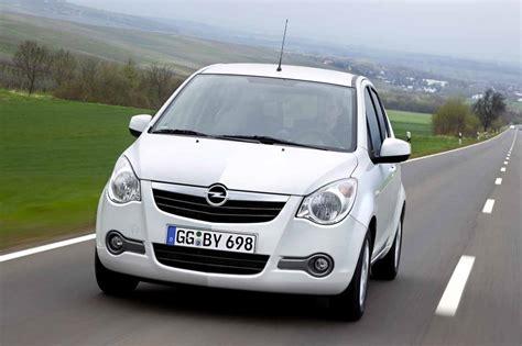 Opel Agila by Opel Agila 1 3 Cdti 2008