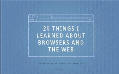 libro things i know to libro online sobre los navegadores y la web visibilidad tr 225 fico y conversi 243 n