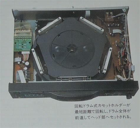 Tc S Note テープチェンジャー カセットデッキ sony tc c5 by 1994 digadon s note 楽天ブログ