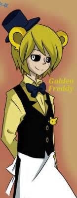 Human golden freddy x shy male reader dare by chatoeto on deviantart