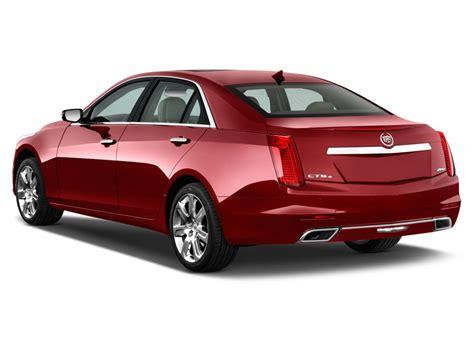 Cadillac 4 Door by Image 2014 Cadillac Cts 4 Door Sedan 2 0l Turbo Premium