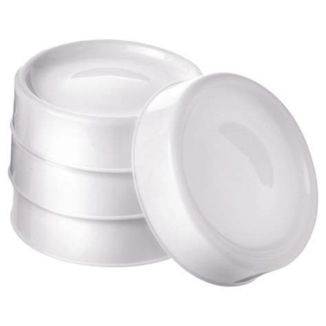 Tommee Tippee Milk Storage Lids buy tommee tippee closer to nature milk store lids x4 from our bowls plates range tesco