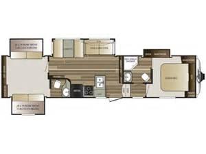 Cougar 5th Wheel Floor Plans by 2015 Cougar 339bhs Floor Plan 5th Wheel Keystone Rv