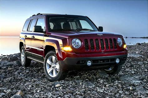 types of jeeps 2016 new jeep patriot in 2016 rumors and facts