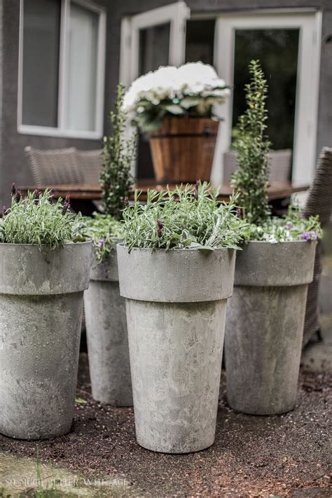 Exterior Planters Large by 25 Unique Large Outdoor Planters Ideas On