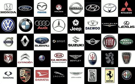 Marcas De Auto Logos by Las Marcas De Coches M 225 S Vendidas En El Mundo En 2015