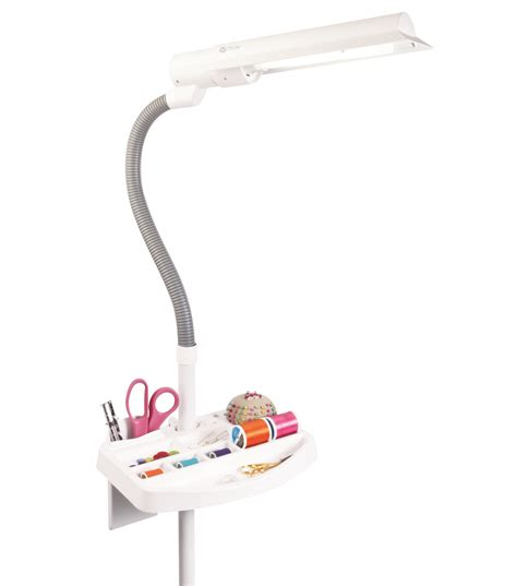 Ottlite 18w Sewing Floor L With Accessory Tray by Ottlite 18w Sewing Floor L With Accessory Tray Jo