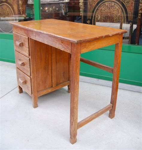 piccola scrivania piccola scrivania primo 900 italiana in faggio massello