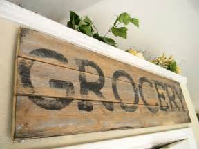 kitchen wooden sign home decoration