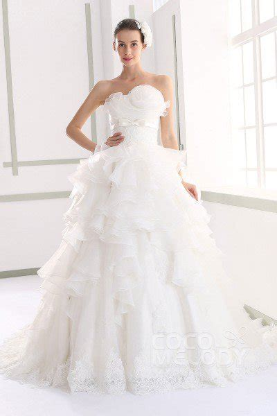 Princess Ball Gown Wedding Dresses   CocoMelody.com