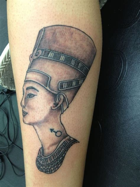nefertiti tattoo nefertiti work by chris