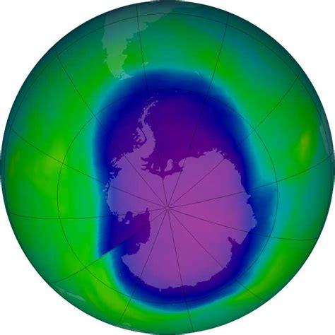 Pisau 6in Ozone recognization ozone depletion