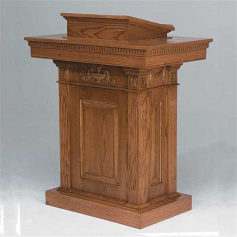 Pulpit Furniture by Pulpit Furniture 8201 Series Made To Match Imperial