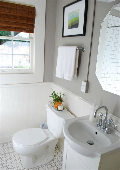 mdf beadboard in bathroom 30 ideas for subway tile beadboard bathroom