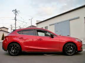 2014 mazda 3 appearance aero package real photos