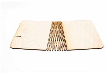 wood cutting templates 5 useful living hinge template for laser cut project