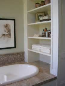 Shelves In Bathroom Ideas Bathroom Shelves
