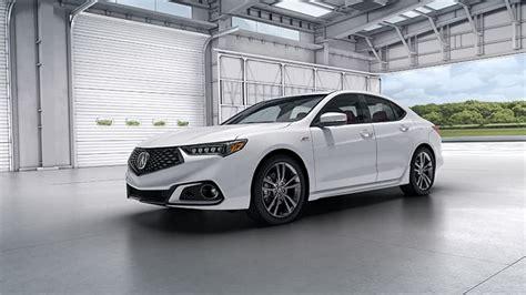 2019 Acura Tlx Rumors 2019 acura tlx rumor redesign release date specs 2020