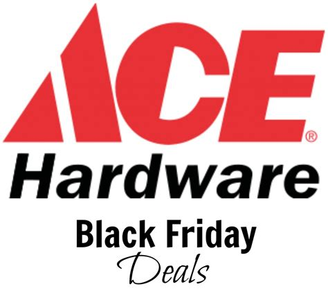 ace hardware instagram ace hardware black friday deals become a coupon queen