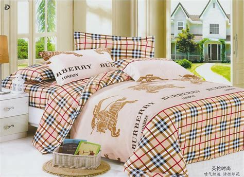 burberry bed sheets burberry beding set of 4 in 320436 85 00 wholesale