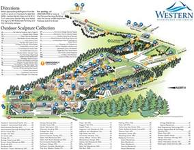 Western Washington University Map by Map Western Washington University S Children S