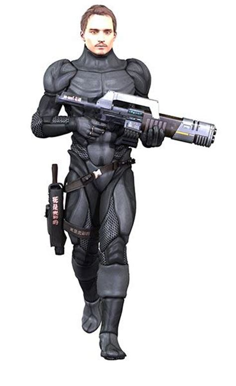 Kaos 3d Anime Vest Armor Grey 30 new robocop suit revealed in photo from the remake