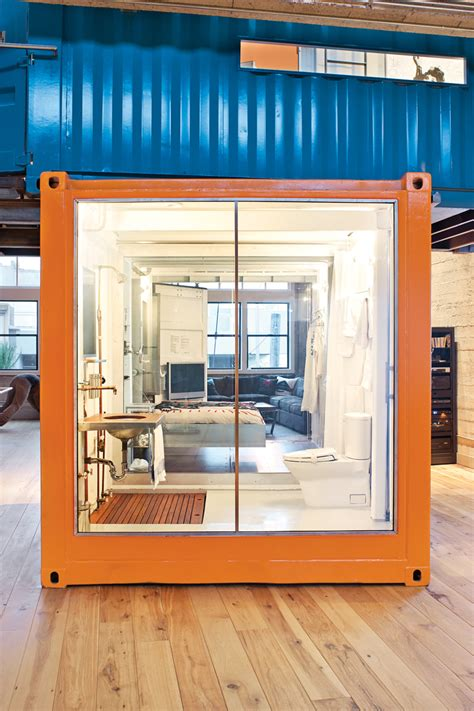 Shipping Container Homes Shipping Containers In Loft | shipping container homes shipping containers in loft