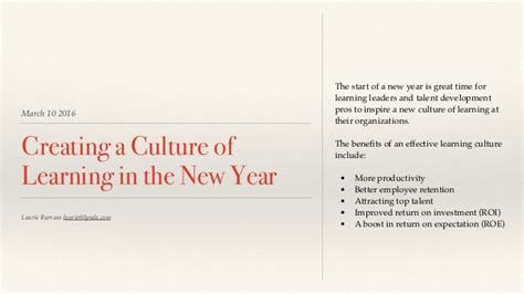 new year learning creating a culture of learning in the new year
