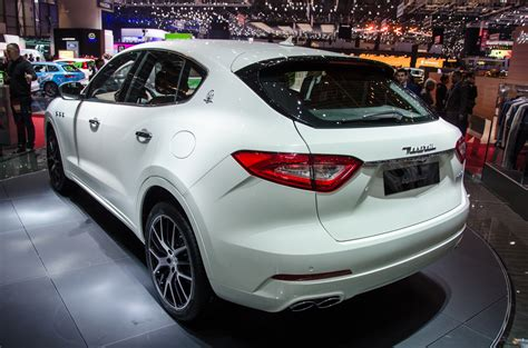 who is maserati made by 2017 maserati levante is the italian brand s suv