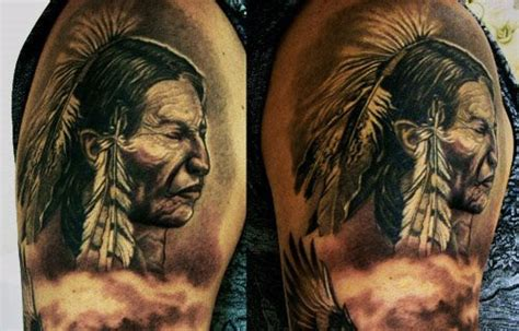 native american tattoo sleeve 30 grand american tattoos creativefan