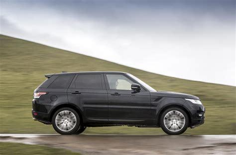 range rover sport price uk range rover sport review 2017 autocar