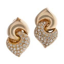 earrings design gold jhumka earrings designs 2013 7