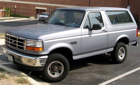 ford bronco ford bronco wikipedia