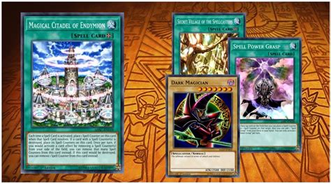 Spell Counter Deck by Spell Counters Ygoprodeck