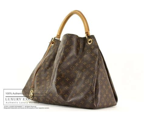 authentic louis vuitton monogram artsy gm bag