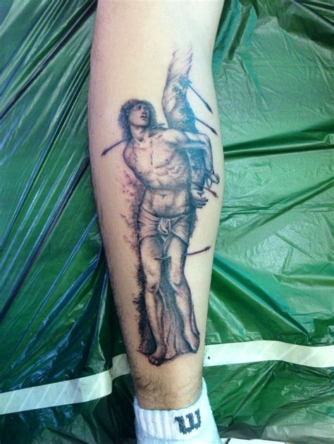 sebastian tattoo st sebastian tattoos