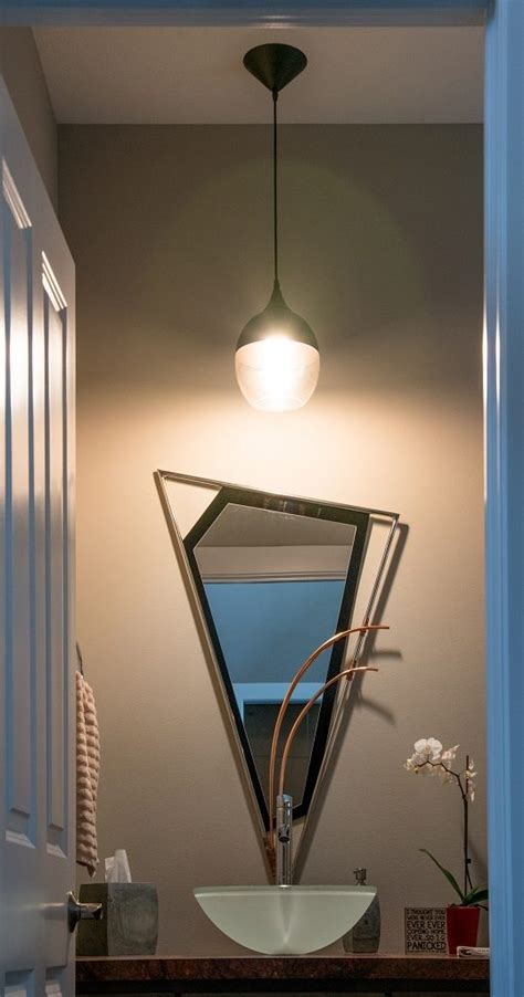 lighting a match in the bathroom contemporary pendant in bathroom gross electric