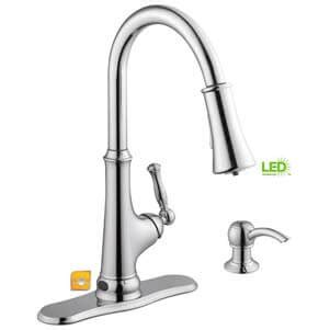 best touchless kitchen faucet guide and reviews best touchless kitchen faucets reviews buying guide