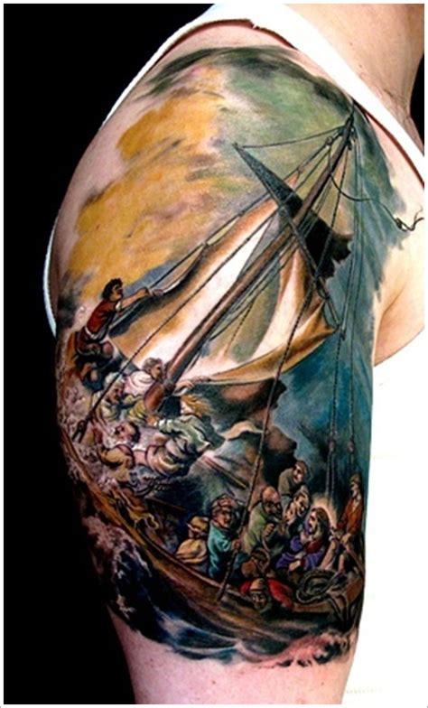 nautical tattoos unique nautical tattoo designs for you 19