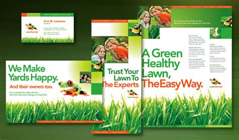Great Flyer Ideas lawn care 171 graphic design ideas inspiration