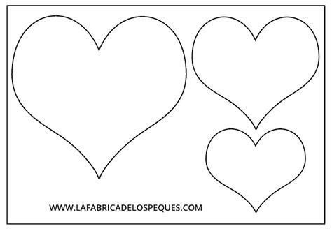 imagenes de corazones moldes corazones de tela rellenos de floca la f 225 brica de los peques