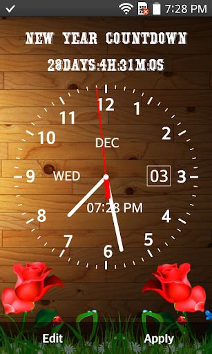 live clock themes mobile9 download photo clock live wallpaper google play softwares