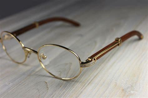 vintage cartier monceau bagatelle palisander eyeglasses