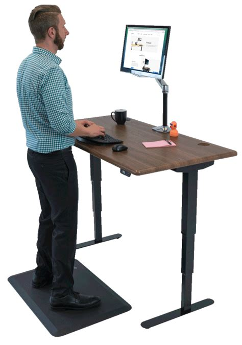 Shop Standing Desks Sit Stand Stand Up And Adjustable Standing At Your Desk